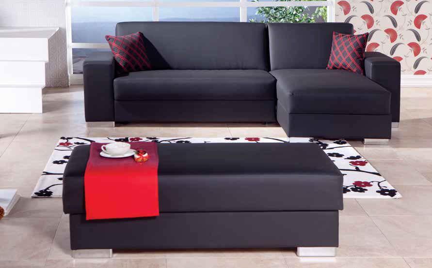 Γωνιακός καναπές Kobe