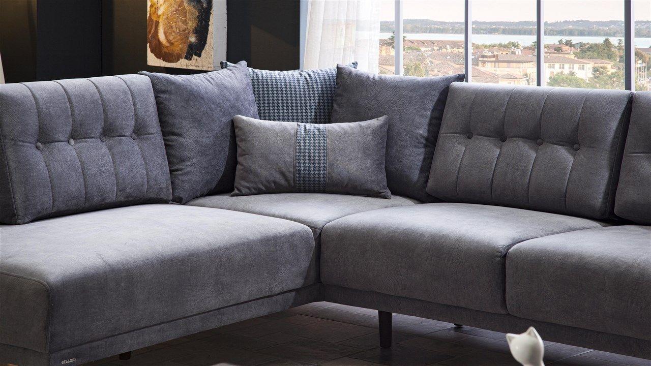 Γωνιακός καναπές Luca