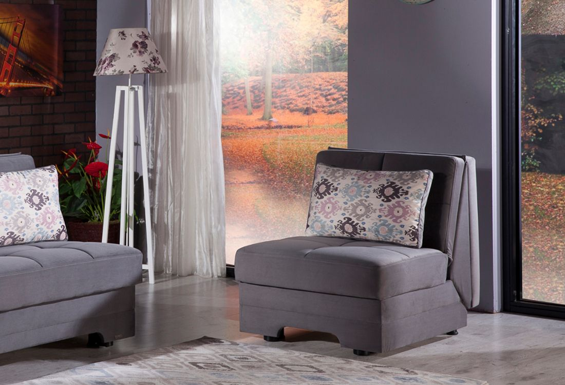 Πολυθρόνα-κρεβάτι Twist