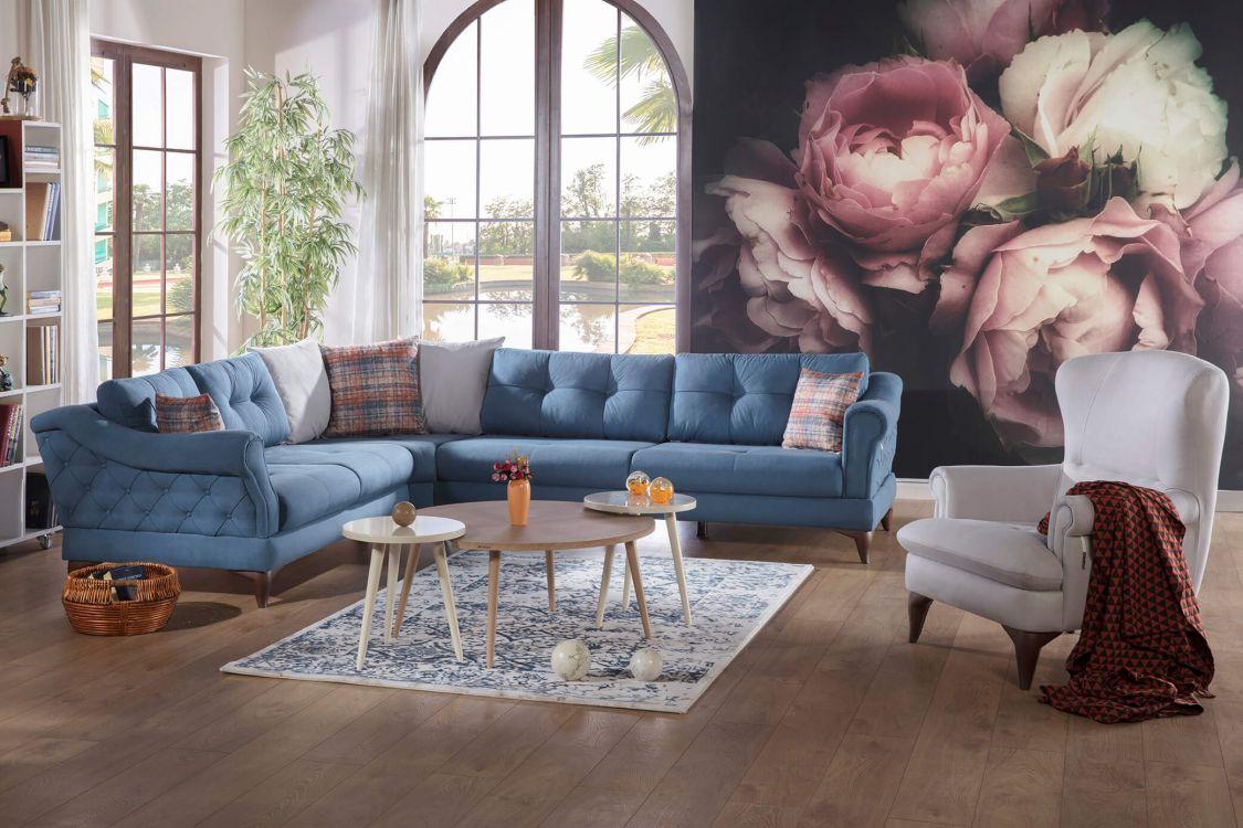 Γωνιακός καναπές Vals