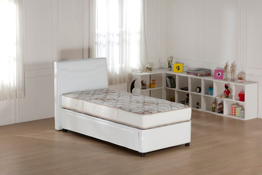 Κρεβάτι Alize Twin με 2 στρώματα