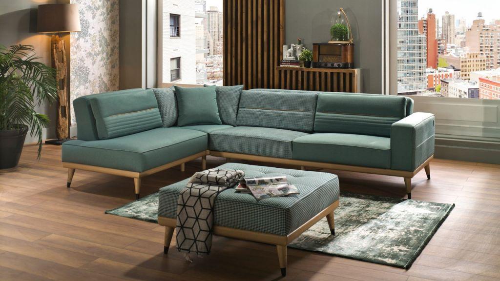 Γωνιακός καναπές Lena