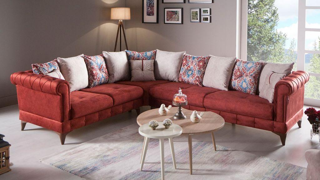 Γωνιακός καναπές Vigo