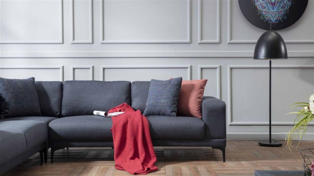 Γωνιακός καναπές Marses