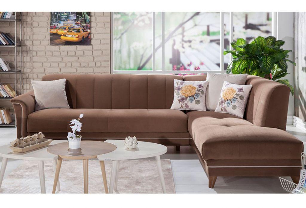 Γωνιακός καναπές Ronin